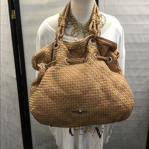 Elliot Lucca Woven oversize Bag 🔥💕